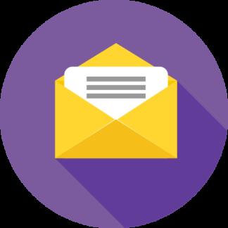 Par e-mail ou skype